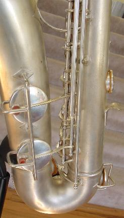 Silver Conn made Cavalier Tenor Saxophone